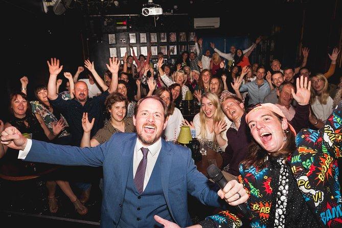 (Saturday) House Magicians' Comedy Magic Show at Smoke & Mirrors in Bristol
