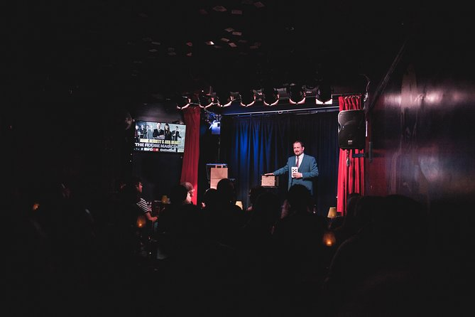 House Magicians' Comedy Magic Show