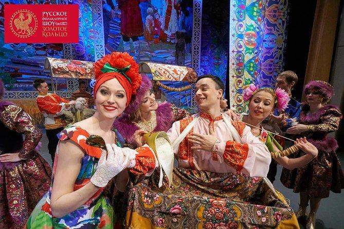 Golden Ring Russian Folk Show