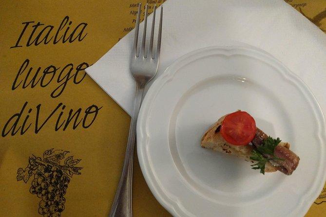 Walking Palates Food Tour of Naples