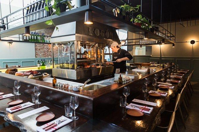 Fogón Asado: Live cooking and meat tasting menu!