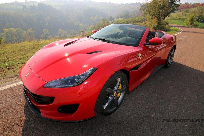 Ferrari Portofino - Test Drive in Maranello