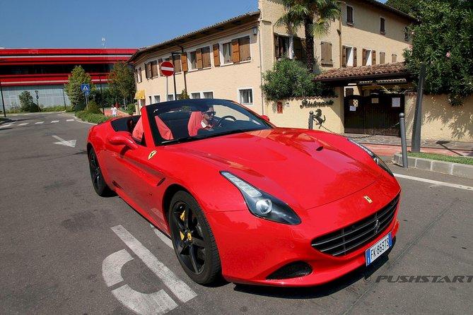 California Turbo Handling Speciale - Test Drive in Maranello