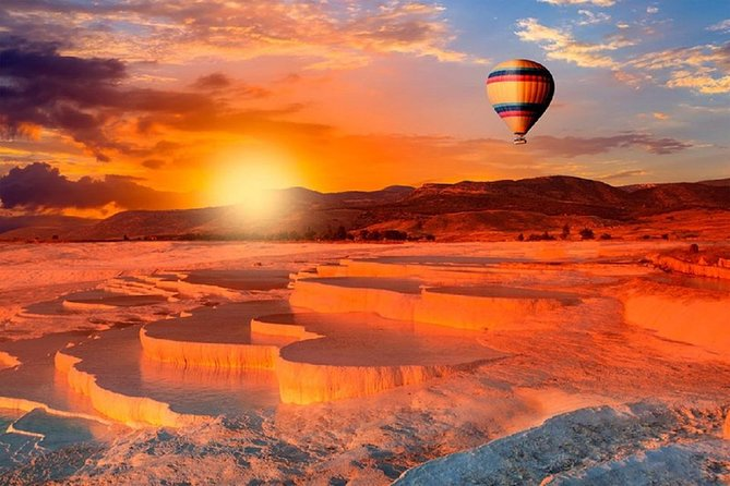 Pamukkale Hot Air Balloon Tours