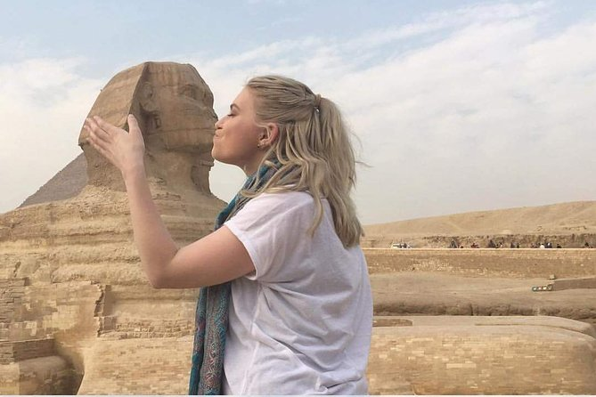 Giza pyramids private day tour with local driver only