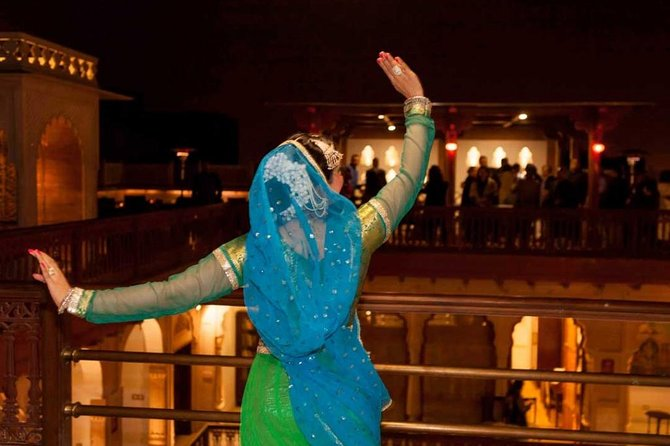 Old Delhi Evening Classical Kathak Dance with Dinner
