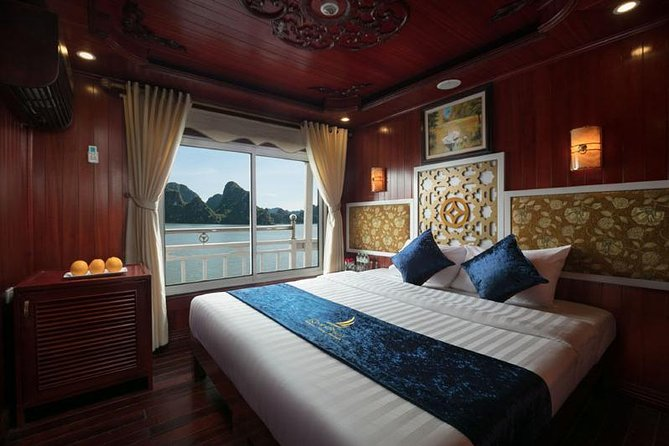 All-Inclusive Halong Bay Tour—Overnight Cruise from Hanoi