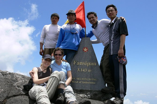 Fansipan Mountain conquering 2 days - 1 night with great funs photo 1