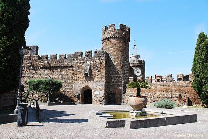 Cerveteri & Santa Severa from Civitavecchia