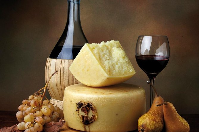 Tuscany Food Tour with Wine Tasting and Lunch