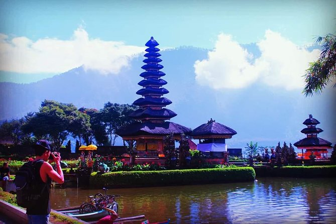 Tanah Lot & Unesco Heritage Tour - Full Day Tour