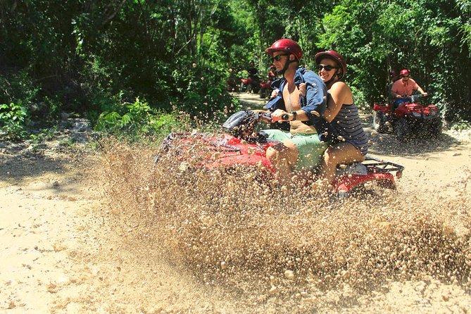 Mystic Adventure Atv and Cenote Experience from Tulum