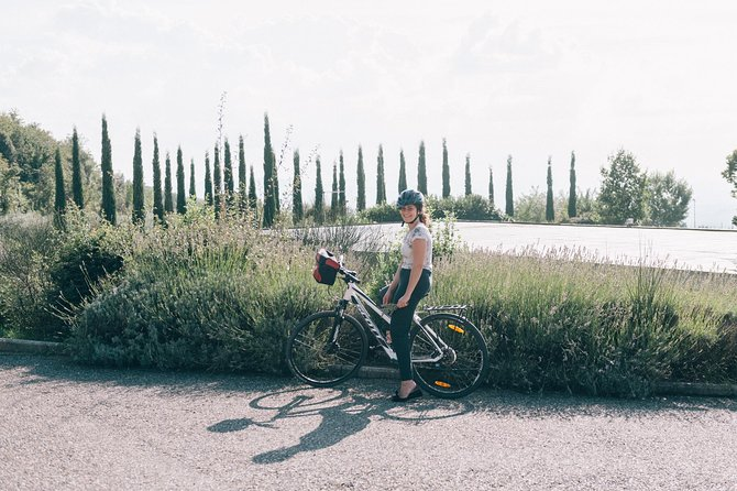 Bike Tour and Wine Tasting from San Gimignano