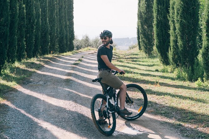 Bike tour in Tuscany with wine tasting