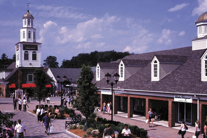 Woodbury Common Shopping-trip per helikopter