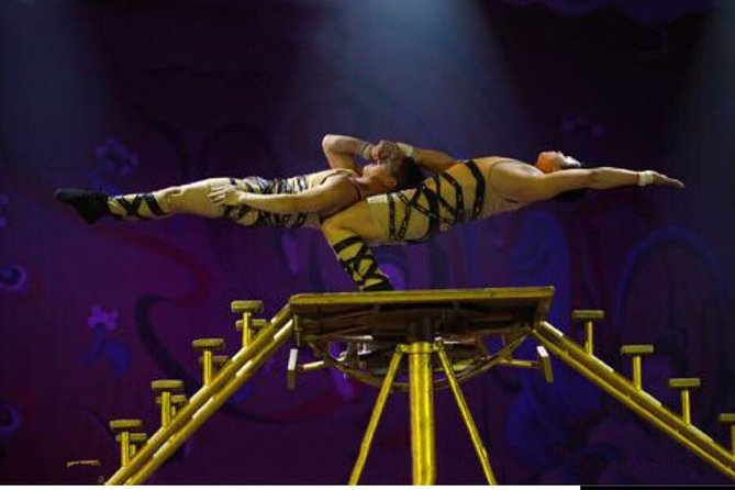 Beijing Chaoyang Theater Acrobatic Show with Private Transfer Service