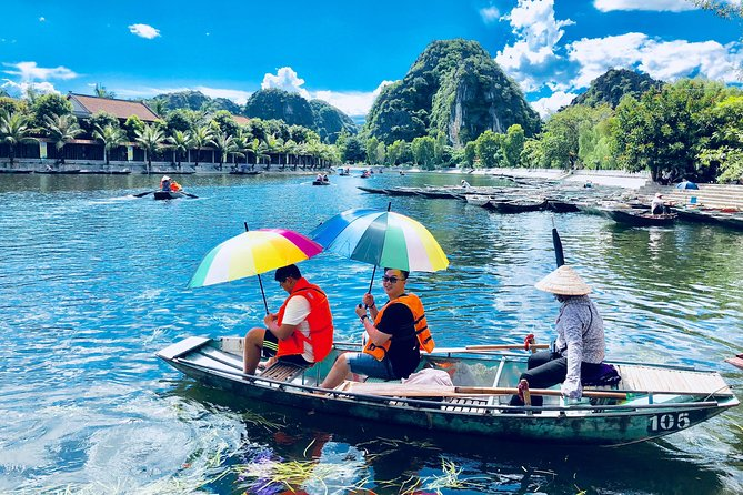 Luxury Hoa Lu Tam Coc Mua Cave Small Group Tour - Limousine Transfer