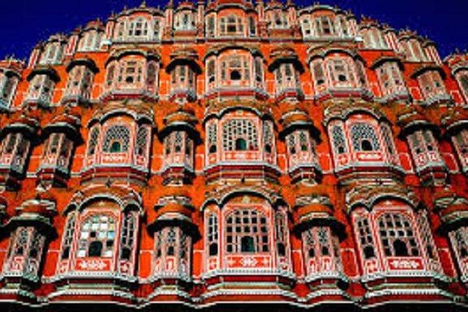 1 Day Jaipur Tour from Delhi