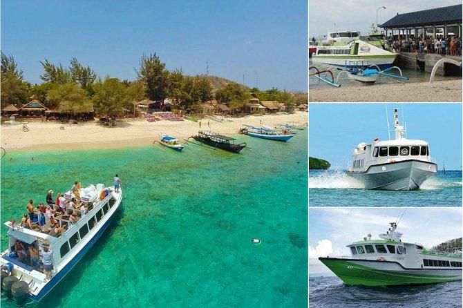 Fast Boat Transfers Bali And Gili Island 2019 Kuta