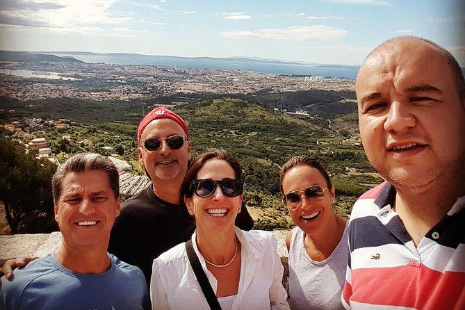 Day Trip Split- Klis-Salona-Trogir