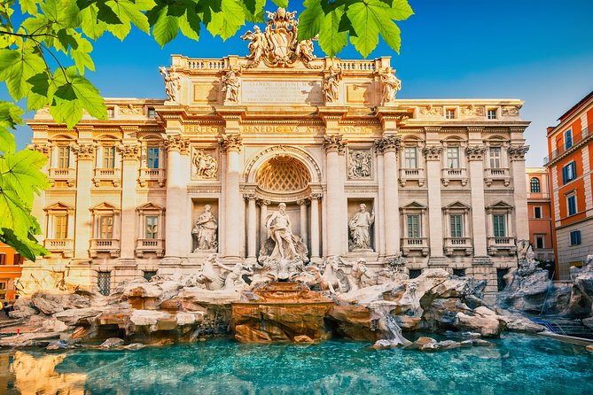 Holiday Package Colosseum,Vatican, Roman forum, Fountain & Sightseeing Tour
