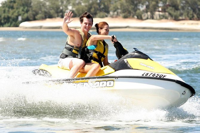 Watersport Packages : Jet Ski, Parasailing & Banana Boat