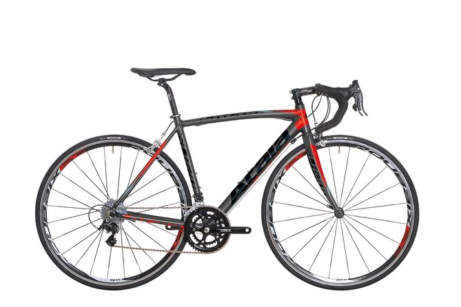 Road Bike Rental in Palermo with Suggested Itinerary