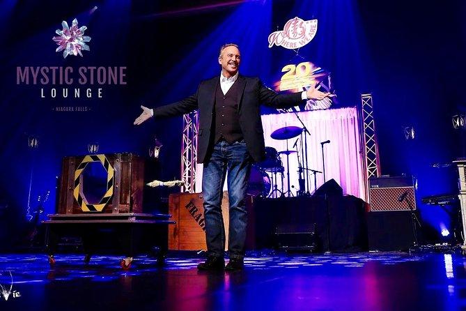 Edward Stone's Mind Trix Show : a mix of Magic and Mentalism