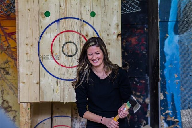 Axe Throwing at BATL - The Backyard Axe Throwing League in Scottsdale