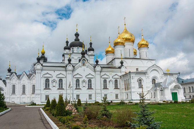 Kostroma City Tour with Private Guide