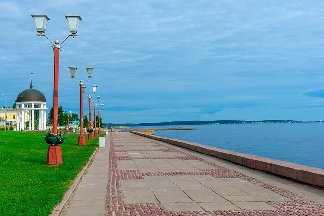 Petrozavodsk City Private Tour with a guide