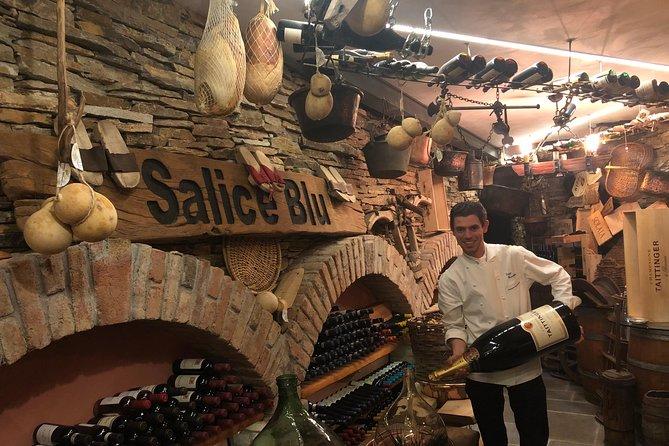 Wijnproeverijen met chef-kok Luigi Gandola