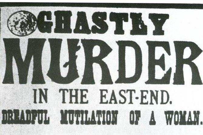 Jack the Ripper Museum & Westminster Landmark Tour
