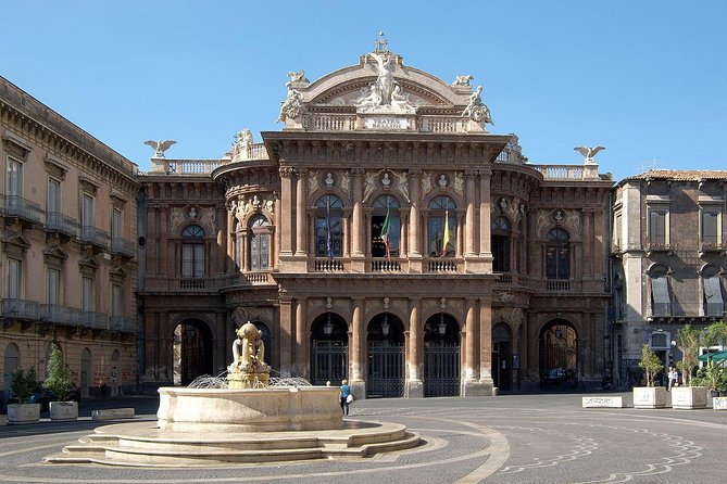 THE CHARMING SICILY 4 Stars - Self Drive Tour of Sicily from Catania 7Nights-8Days