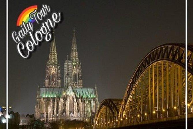GAILY TOUR in COLOGNE - Gay Tour & Eau de Cologne's Secrets