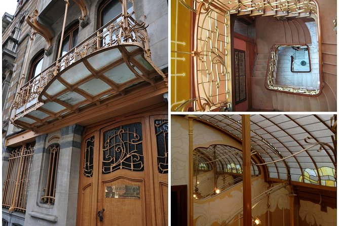 Private tour : Art Nouveau Heritage focus on Victor Horta Brussels and Antwerp Half day
