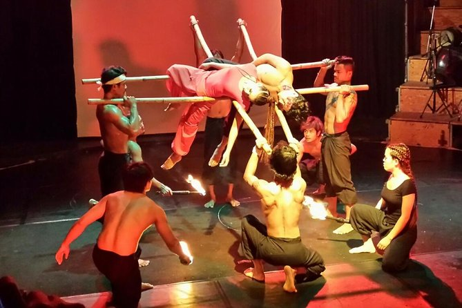Phare Circus Show in Cambodia - Free Hotel Pick Up