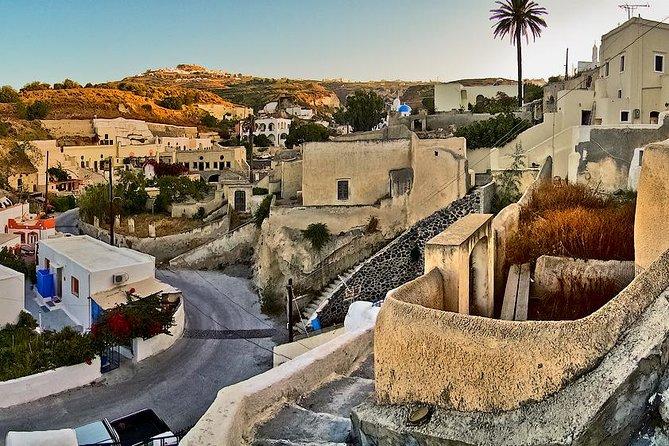 Santorini Traditional Villages Private Tour 3-4Hours