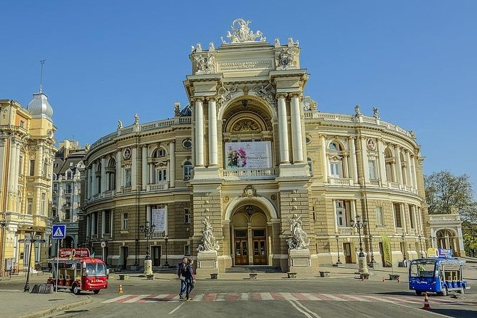 Odessa Like a Local: Customized Private Tour
