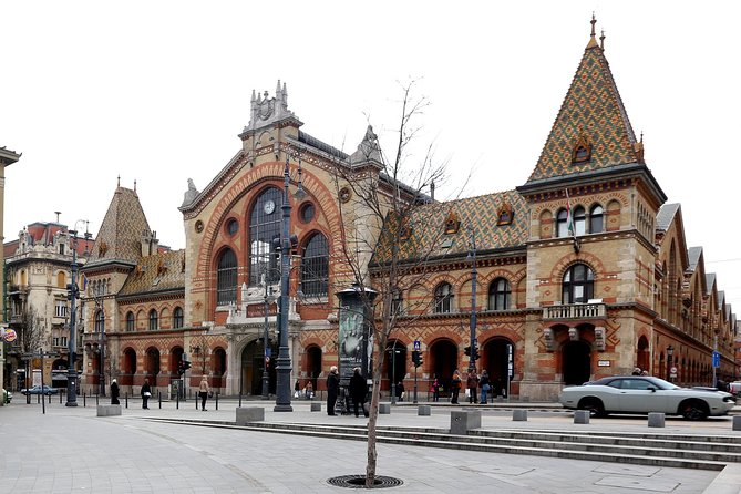 Budapest: Great Market Hall Culinary Tour
