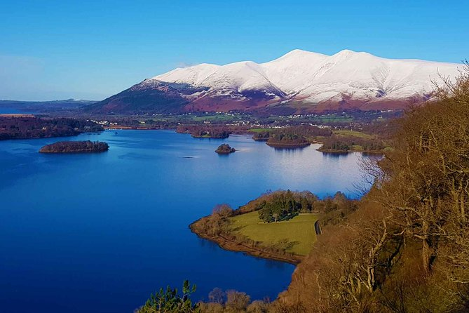 Winter Scenic Tour - The beauty of lakes and mountains in the winter
