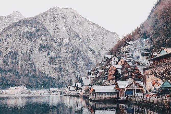 Munich Austrian Alps, Hallstatt, and Salzburg Private Day Trip