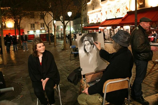 World of watercolours in Paris