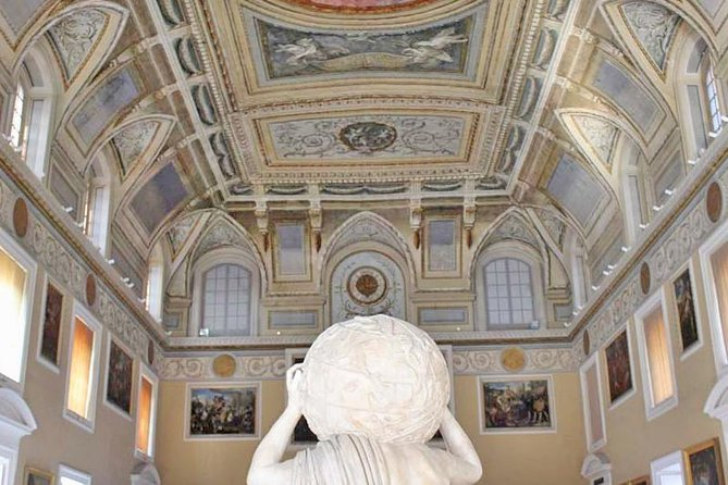 Naples Archaeological Museum Private Tour w Skip-the-line Access & Expert Guide photo 4