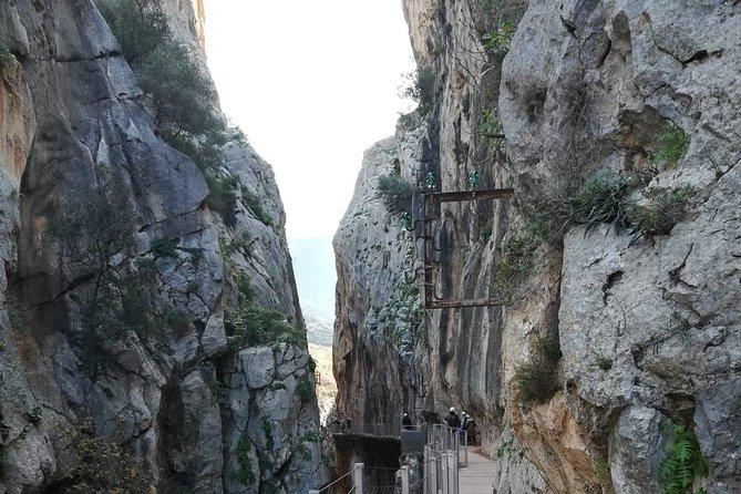 Caminito del Rey Trekking Walkway