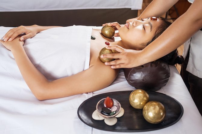 Chakra Treatment With Gamelan Ball Healing