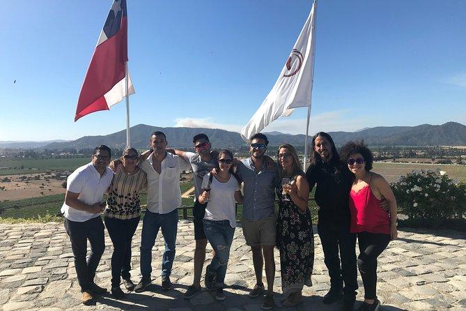 Tour de los Poetas (Isla Negra, El Canelo, Algarrobo & Casablanca)