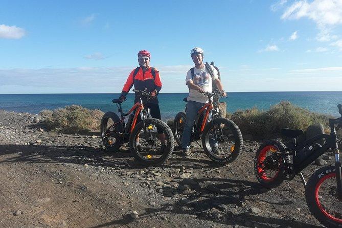 Fat Electric Bike Tour in Costa Calma from Jandia - Esquizo- Morro Jable