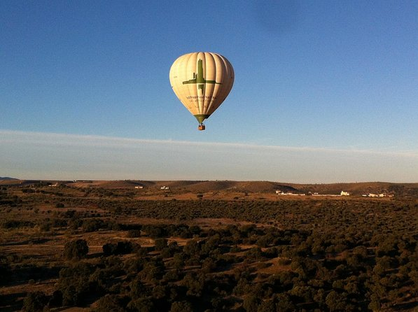 Hot-Air Balloon Ride over Toledo with Optional Transport from Madrid