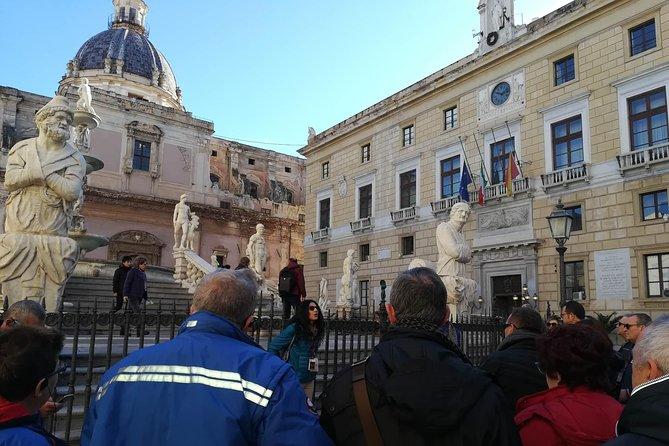 Palermo. Historic center tour - City walking tour